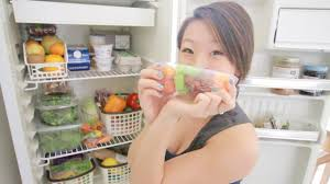 how to organize your refrigerator gina heart youtube