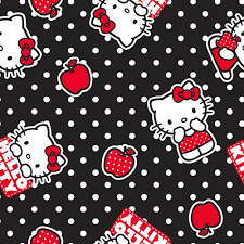 Hello Kitty Halloween Fabric by Kids Curtain Fabrics At Spotlight Cute Fabrics For Kids