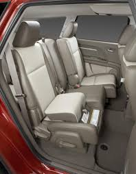 Dodge Journey Interior Space - 2010 dodge journey information and photos zombiedrive