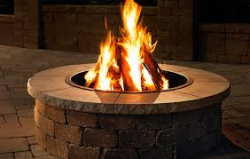 Outdoor Firepit Kit Grand Ring Kit Necessories Kits For Outdoor Living
