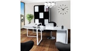 bureau d angle laqué blanc bureau d angle en bois laqué blanc