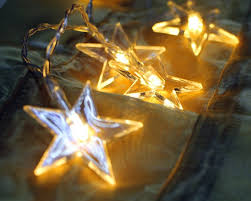 battery operated star lights 1 5m 10 led battery operated star fairy string lights led ls for