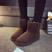 plus size 35 45 ankle boots winter shoes boot
