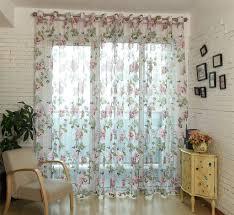 dmc471 sheer curtain panel 60 x 100 inch tall window treatments by