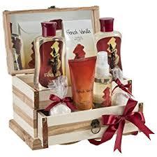 Bath Gift Sets Amazon Com French Vanilla Bath Gift Set In 190ml Shower Gel