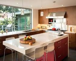 kitchen island prep sink ideas with cooktop and u2013 intunition com