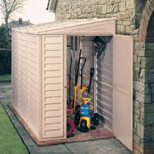 small outdoor plastic storage cabinet simple exterior with outdoor bike storage shed plastic design