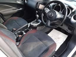 nissan juke interior 2014 second hand nissan juke 1 6 n tec 5dr cvt for sale in london