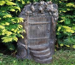 large door garden ornament gardensite co uk