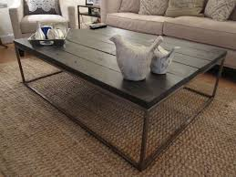custom coffee table u2013 ala restoration hardware and many others