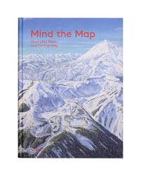 Map Book Gestalten Mind The Map Illustrated Maps And Cartography