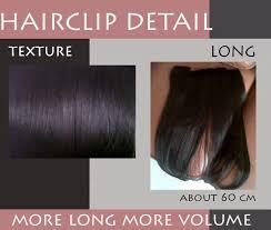 hair clip murah hair clip murah extension rambut human hair sintetik harga
