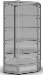 Glass Display Cabinet Perth Msc 242 Corner Cabinet U2013 Display Cabinets U0026 Glass Cabinets U2013 Metro