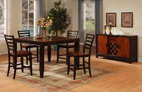 pub dining room sets shop dining room sets in quality hardwood finishes