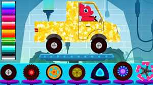 monster truck video download free car driving for kids truck driver cars monster truck dinosaur
