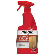 what is the best wood cleaner for cabinets magic 24 fl oz wood furniture cleaner