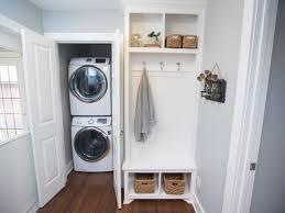 laundry room gorgeous laundry in bathroom closet design ideas