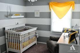 chambre bébé grise et blanche chambre enfant gris chambre pour bebe grise jaune chambre garcon