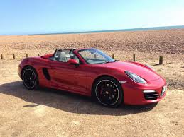 Porsche Boxster Red - speedmonkey 2014 porsche boxster s review