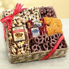Snack Basket Sweet And Savory Snack Baskets Page 1 Of 2 A Gift Inside