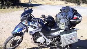 bmw 650 gs dakar youtube