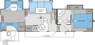 eagle 5th wheel floor plans 2014 eagle touring edition 31 5bhts jayco inc