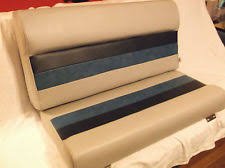 wise blue boat seating ebay