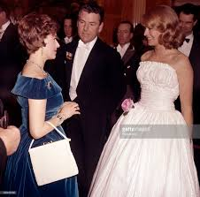Princess Margaret With Kenneth More And Susannah York Pictures
