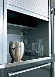 Roller Door Cabinets Garage Door Cabinets R57 In Creative Home Designing Ideas With
