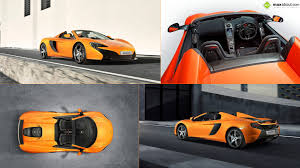 orange mclaren wallpaper mclaren 650s spider