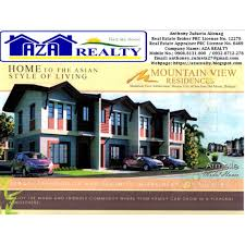 armelle model townhouse in mountain view muzon sjdm city