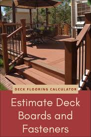 outdoor wonderful how much lumber do i need to build a deck