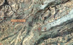 Alps Mountains Map Mapping Mountains Mapzen