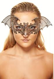 masquarade mask nocturnal bat masquerade mask