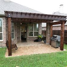 Backyard Arbors Best 25 Backyard Pergola Ideas Only On Pinterest Outdoor Regarding