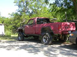 jeep pickup comanche fs usa tx 88 jeep comanche lifted and locked