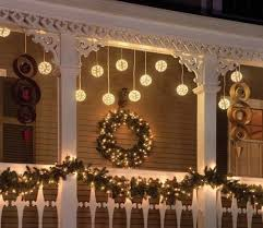 Christmas Lights Ornaments Outdoor by Best 25 Exterior Christmas Lights Ideas On Pinterest Outdoor