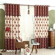 faux linen curtains u2013 teawing co