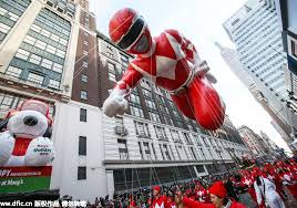 macy s thanksgiving day parade colors nyc 1 chinadaily cn