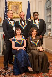 Lily Tomlin Rocking Chair Tom Hanks Sting Among 5 Kennedy Center Honorees Daily Mail Online
