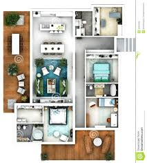 house design with floor plan home plans big designs andlarge d floor plan furnished house big living dining kitchen three bedrooms office bathrooms one matrimonialbig plans