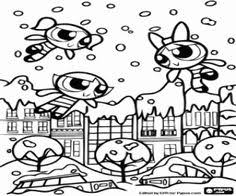 powerpuff girls coloring pages 7 power puff girls