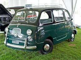 fiat multipla for sale file 1960 fiat multipla taxi roma jpg wikimedia commons