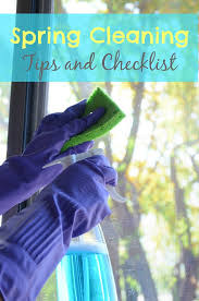 Spring Cleaning Tips Spring Cleaning Printable Checklist Tips And Inspirationthe
