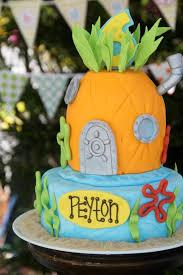spongebob party ideas kara s party ideas spongebob birthday party planning ideas cake