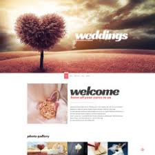 wedding planner websites wedding planner website templates