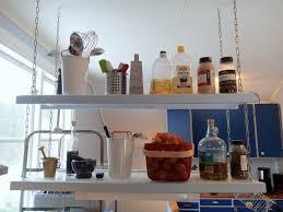 kitchen shelf storage ikea need more storage in the kitchen add suspended shelves