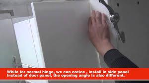 Kitchen Cabinet Hinges Soft Close Kav 90 Degree Soft Close Cabinet Hinges U0026 Kitchen Door Hinges