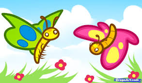 butterfly designs for kids