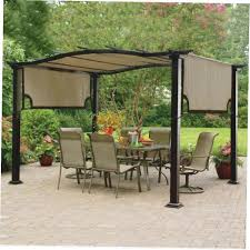 Gazebo Curtain Ideas by Metal Gazebo With Curtains Gazebo Ideas